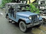 photo Car Mahindra Commander