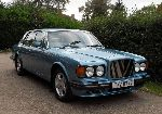 photo Car Bentley Turbo R