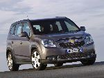 photo Car Chevrolet Orlando