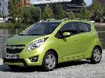 photo Car Chevrolet Spark
