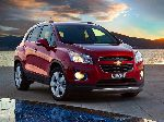 photo Car Chevrolet Tracker