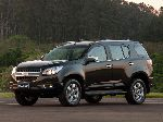 photo Car Chevrolet TrailBlazer