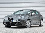 photo 1 Car Alfa Romeo Giulietta Hatchback (940 2010 2017)