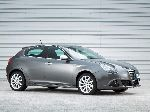 photo 3 Car Alfa Romeo Giulietta Hatchback (940 2010 2017)