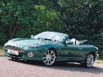 photo Car Aston Martin DB7 cabriolet