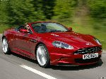 photo 4 Car Aston Martin DBS Volante cabriolet (2 generation 2007 2012)