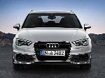 photo 2 Car Audi A3 Sportback hatchback 5-door (8V 2012 2016)