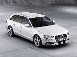 photo 2 Car Audi A4 Wagon 5-door (B8/8K 2007 2011)